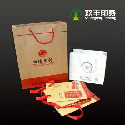 三门峡商务印刷手提袋包设计可定制尺寸及款式手提袋制作厂家
