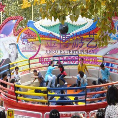 新型儿童游乐场娱乐设备40人迪斯科转盘广东厂哪家质量好