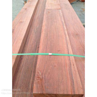 嘉士禾柳桉木古建筑材料 木材实木厂家直销
