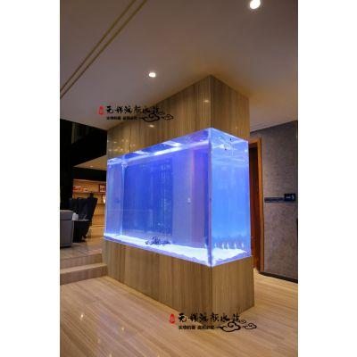 嘉兴哪里做大型玻璃鱼缸