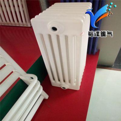 钢六柱散热器低碳钢制暖气片家用暖气钢制散热器