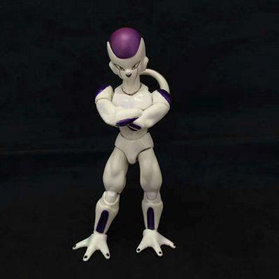 厂家定制玩具 PVC手办七龙珠Z魂***终形态弗利萨菲利人物礼品