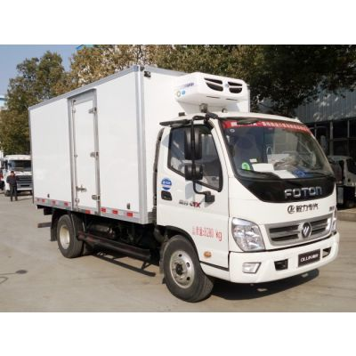 天津福田冷链车