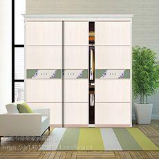如此高颜值的衣柜推拉门家具,你肯定会喜爱!