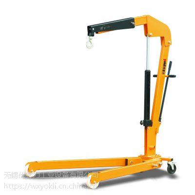 专业定制yokli优客力SC2000A欧式重型单臂吊机,用于工厂车间吊运货物