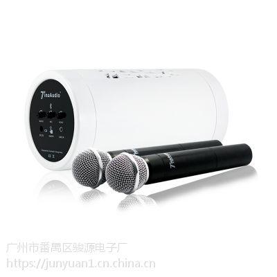 天籁扩音器TINA 303s 移动KTV双无线麦克风升级版