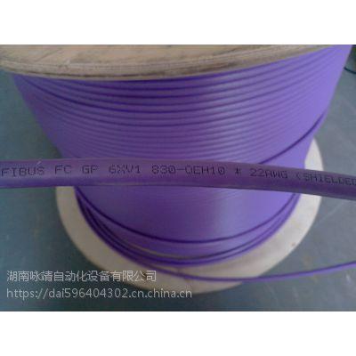 西门子DP通讯总线电缆6XV1830-0EH10