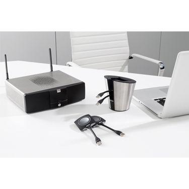 巴可BACRO 可立享ClickShare CSC-1无线演示与协作系统 专业会议环境必备 全功能