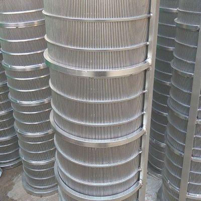 供应缝隙1mm条缝筛厂家 苏州供应