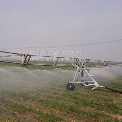 大型喷灌机原理 山东霖丰直销JP65系列喷灌设备