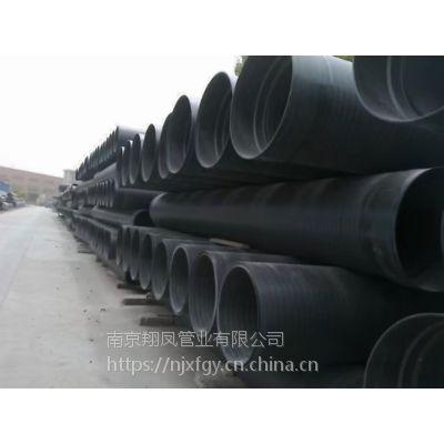 HDPE双壁缠绕管,中空壁管,排水管厂家,规格齐全