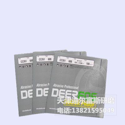 厂家直销韩国鹿牌砂纸 木工抛光 耐水砂纸沙纸CC261