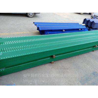 安平若胜 1*1.8镀锌板圆孔爬架网 建筑防护网 厂家直销