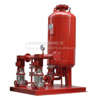 CCCF认证带AB签,ZW(L)型消防增压稳压成套给水设备
