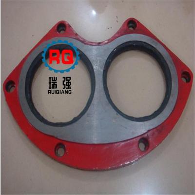 厂家直销混凝土输送泵车配件细石泵佳乐泵配件眼镜板切割环等泵车配件