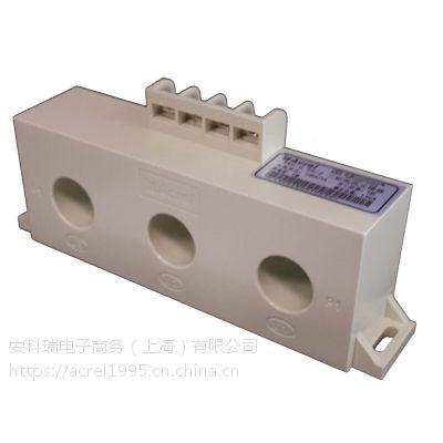 电流互感器的测量范围安科瑞AKH-0.66/Z-3*Φ20 5-100/5A