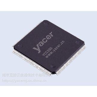 YCC330串行通信控制器 2路高速CAN口、1路SPI总线接口 NRZ、NRZI编码格式