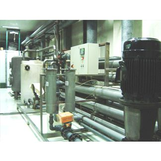 啤酒厂纯水处理系统