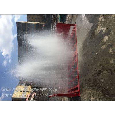 哈密建筑工地洗轮机价格 新疆工地洗轮机厂家低价直销