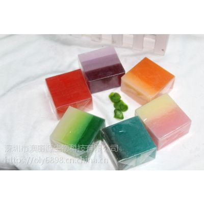 厂家直供手工精油皂 纯植物提取 承接OEM加工