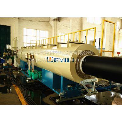 供应DSG-1000型供水/燃气pe管材塑料机械设备 供水管燃气管设备