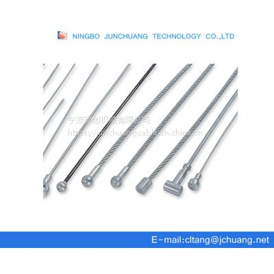 各种用途吊绳,拉索,锌合金接头拉线(客户定制)