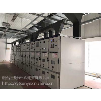 节能采暖智能固体储热电锅炉炉体电控一体