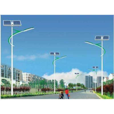 商丘新农村太阳能路灯,河南6米太阳能路灯,高杆灯,晨华照明。