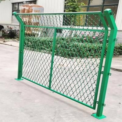 国帆浸塑护栏网 监狱护栏网厂家报价