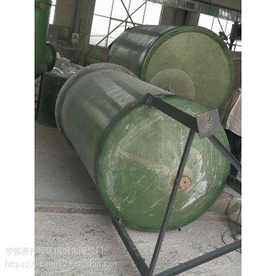 50立方玻璃钢储罐 60立方卧式玻璃钢储罐 立式储罐