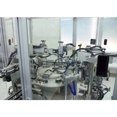 维进WJ012胶套自动组装机