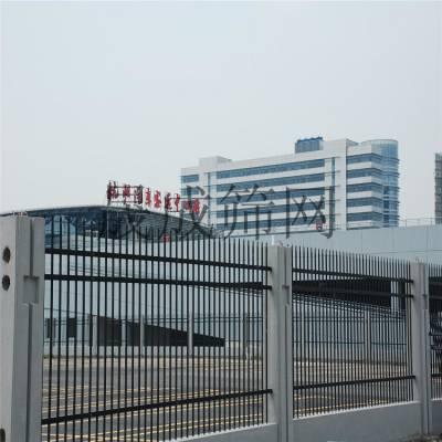广州供应镀锌围墙护栏 惠州围墙栅栏多少钱 茂名项目部防护栏杆