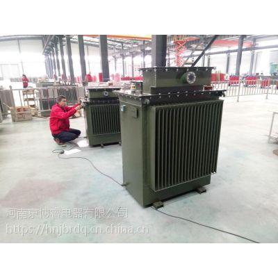 JCF11-M*RD-30KVA带四工位负荷开关的地埋式变压器