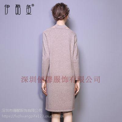 深圳性感女神蕾丝连衣裙休闲长裙价格