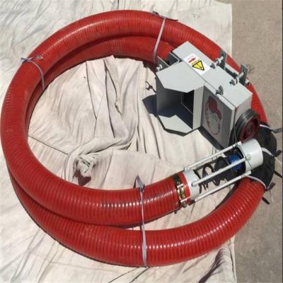 抽粮机 自动吸玉米机 带输送机电动软管吸粮机