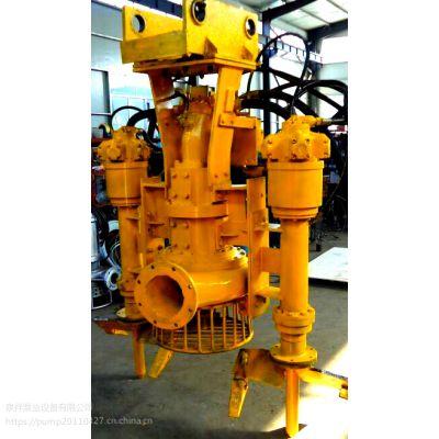 渣浆泵 清淤泵 挖机泥浆泵