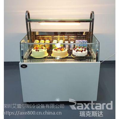 蛋糕柜开放式展示柜 瑞克斯达/Raxtard蛋糕冷藏柜中岛柜 水果保鲜冰柜
