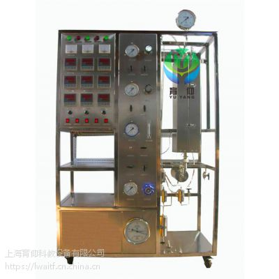 YUY-GY308气固相固定床催化反应实验装置 金属