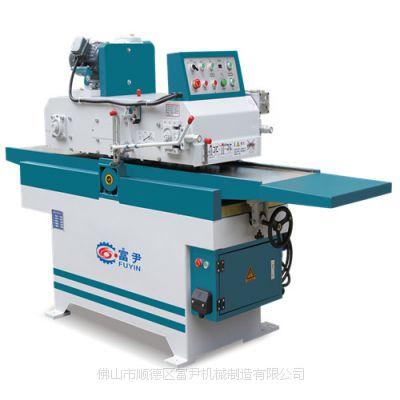MBZ524自动送料木工平刨 高速刨床 富尹机械