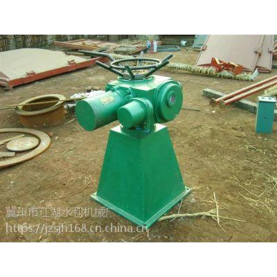 电装式启闭机Z500型多回转阀门电动装置污水处理专用螺杆式启闭机