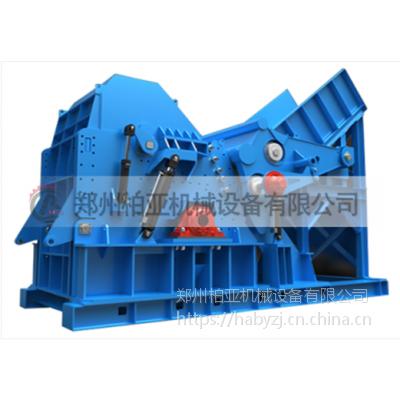 柏亚多功能废钢破碎机安全稳定高产高效