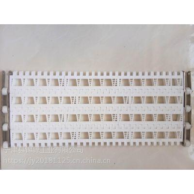 大节距塑料网带模块网带网链洗碗机专用网带