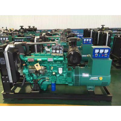 青岛潍柴75千瓦柴油发电机组 房地产工厂备用电源 75千瓦厂家直销