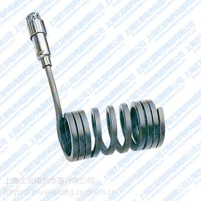 庄龙采用优质不锈钢材料制做弹簧加热圈,电热器,热流道电热圈,加热棒,发热板