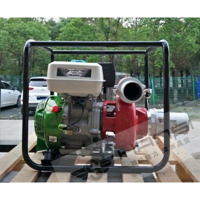 野外工程专用4寸汽油水泵