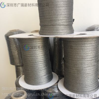 厂家直销套钢化齿条耐高温金属套管,玻璃夹具专用缠绕耐高温金属绳量大价更优