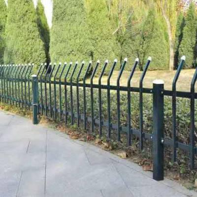 龙岗物流园方管隔离栅多少钱 深圳仓库防护围栏带移动门