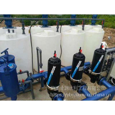 农业生产灌溉水肥一体化技术 比例施肥机亿碧源的详细信息