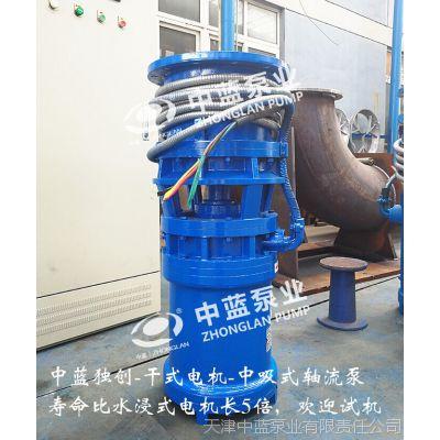 抗台风防洪专用中吸式轴流泵现货