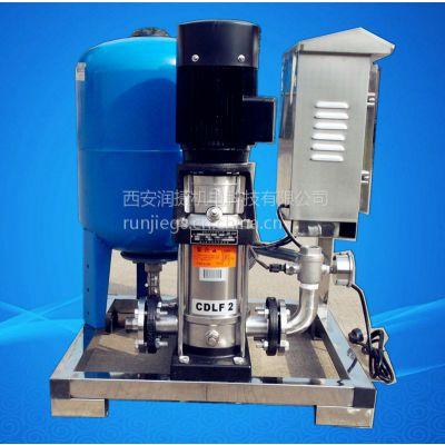 宝鸡工业专用箱式变频供水设备 RJ-2708